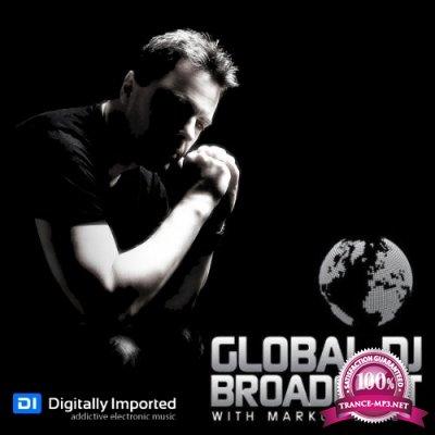 Markus Schulz - Global DJ Broadcast (2017-08-17) guest Johan Gielen