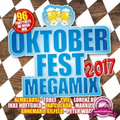 Oktoberfest Megamix 2017 (2017)