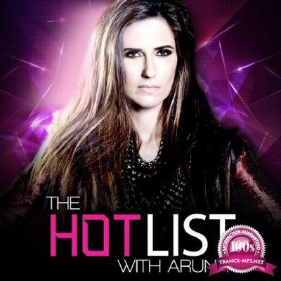 Aruna - The Hot List 169 (2017-08-20)