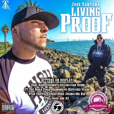 Jose Santana - Living Proof (2017)