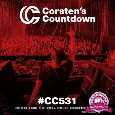 Ferry Corsten - Corsten's Countdown 531 (2017-08-30)