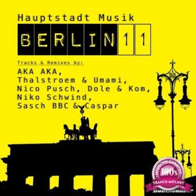 Hauptstadt Musik Berlin, Vol. 11 (2017)