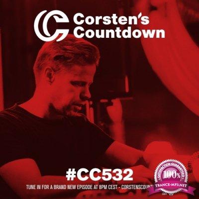 Ferry Corsten - Corsten's Countdown 532 (2017-09-06)