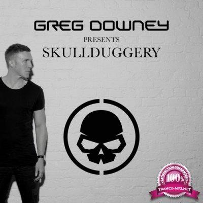 Greg Downey - Skullduggery 006 (03-11-2017)