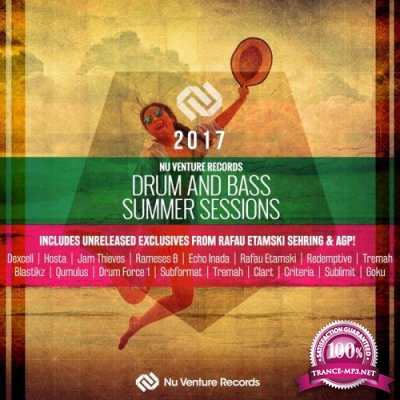 Drum & Bass Summer Sessions 2017 (2017)