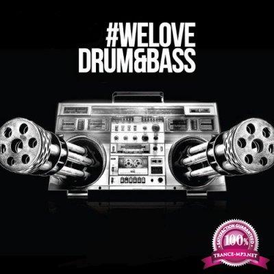 We Love Drum & Bass Vol. 135 (2017)