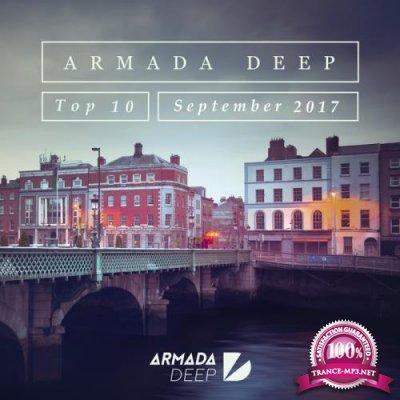 Armada Deep Top 10 - September 2017 (2017)