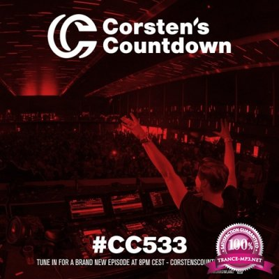 Ferry Corsten - Corsten's Countdown 533 (2017-09-13)