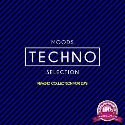 Moods Techno Selection (Rewind Collection For DJ's) (2017)