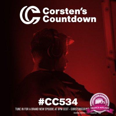 Ferry Corsten - Corsten's Countdown 534 (2017-09-20)