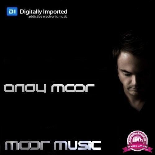 Andy Moor - Moor Music 199D (2017-10-11)