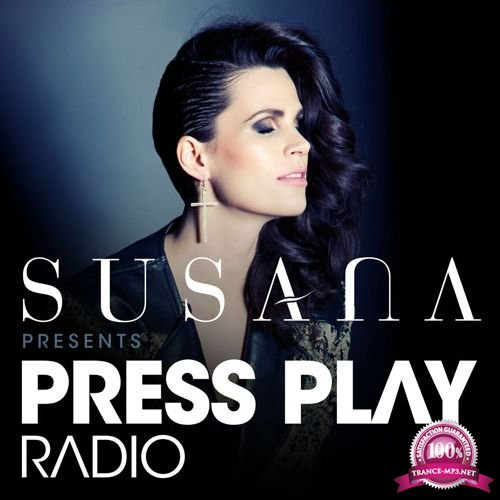 Susana - Press Play Radio 031 (2017-10-11)
