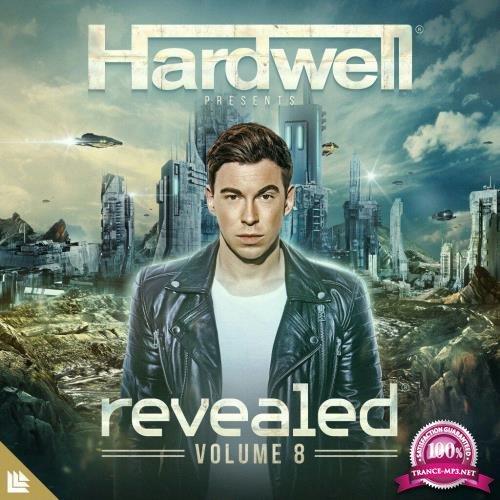 Hardwell - Revealed Volume 8 (2017)