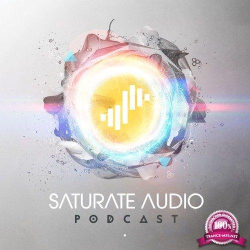 Basil O'Glue - Saturate Audio Podcast 019 (2017-10-27)