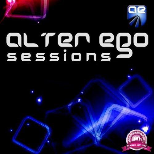 Luigi Palagano - Alter Ego Sessions (October 2017) (2017-10-28)
