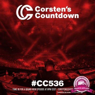 Ferry Corsten - Corsten's Countdown 536 (2017-10-04)