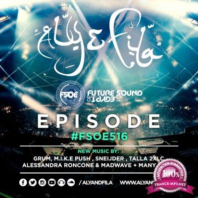 Aly and Fila - Future Sound Of Egypt 516 (04-10-2017)