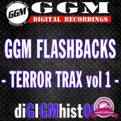 Ggm Flashbacks - Terror Trax, Vol. 1 (2017)