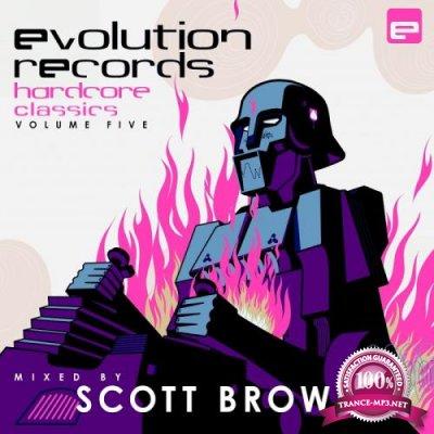 Evolution Records Hardcore Classics, Vol. 5 (2017)
