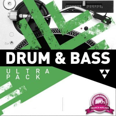 Drum & Bass Ultra Pack Vol. 01 (2017)