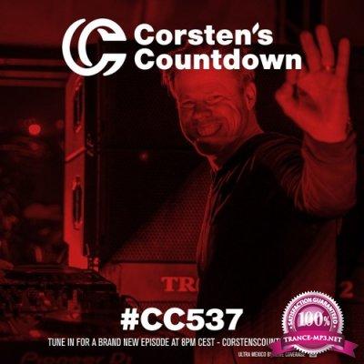Ferry Corsten - Corsten's Countdown 537 (2017-10-11)