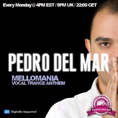 Pedro Del Mar - Mellomania Vocal Trance Anthems 492 (2017-10-16)