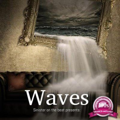 Sinister On The Beat - Sinister On The Beat Presents: Waves (2017)