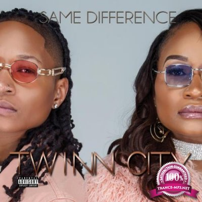 Twinn City - Same Difference - EP (2017)