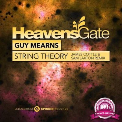 Guy Mearns - String Theory (James Cottle & Sam Laxton Remix) (2017)