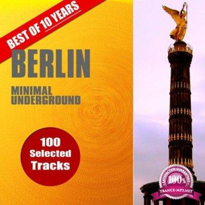 Sven Kuhlmann - Best Of 10 Years Berlin Minimal Underground (2017)