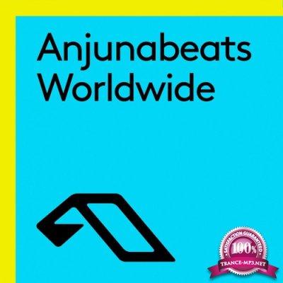 Gareth Jones - Anjunabeats Worldwide 551 (2017-10-29)