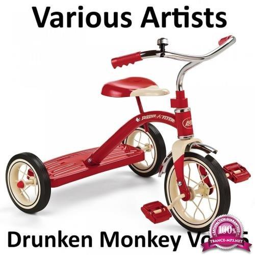 Drunken Monkey, Vol. 25 (2017)