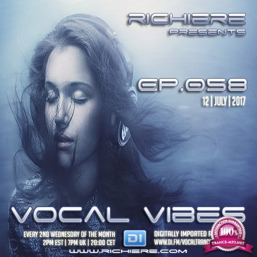 Richiere - Vocal Vibes 061 (2017-11-08)