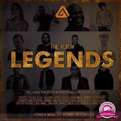 Legends (The Album) (2017)