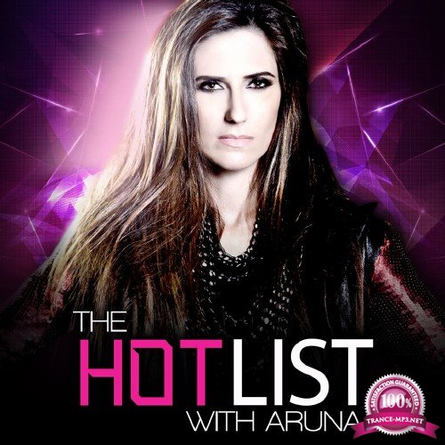 Aruna - The Hot List 182 (2017-11-19)