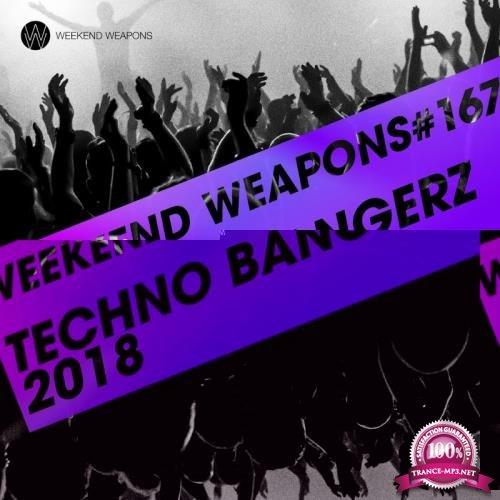 Techno Bangerz 2018 (2017)