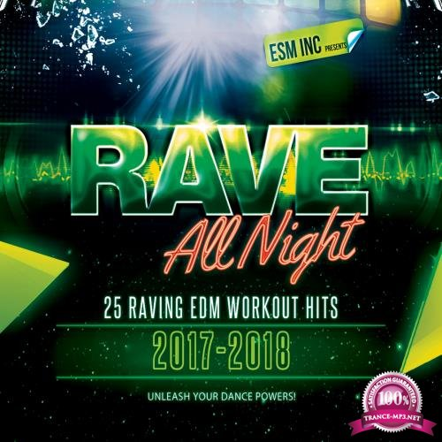 RAVE All Night 2017 (Winter NYE 2018 Edition) (2017)