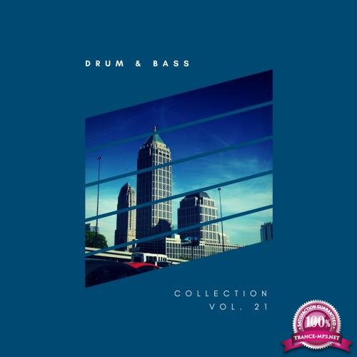 Sliver Recordings Drum & Bass, Collection, Vol. 21 (2017)