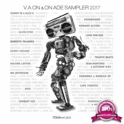 On & On ADE Sampler 2017 (2017) FLAC
