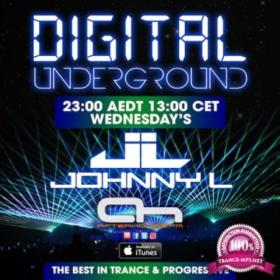 Johnny L - Digital Underground 038 (2017-11-01)