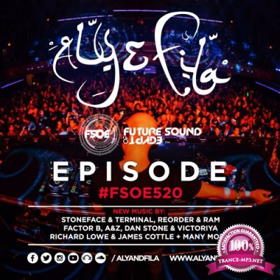 Aly & Fila - Future Sound of Egypt 520 (2017-11-01)