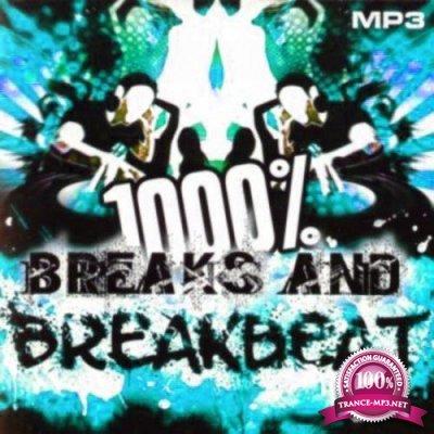 1000 % BreakBeat Vol. 156 (2017)