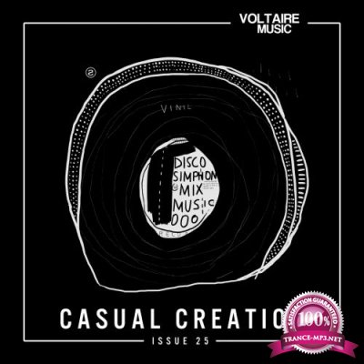 Casual Creation Issue 25 (Disco Simphon Mix Music) (2017)