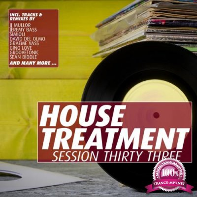 House Treatment - Session Thirty Three (2017)