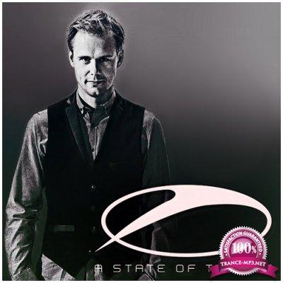 Armin van Buuren & Roman Messer - A State Of Trance 839 (2017-11-09)