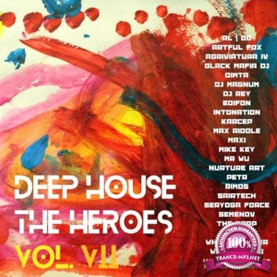 al l bo - Deep House The Heroes Vol. VII (2017)