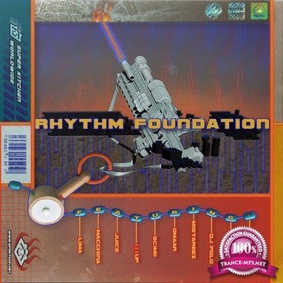 Rhythm Foundation, Vol. 1 (2017)