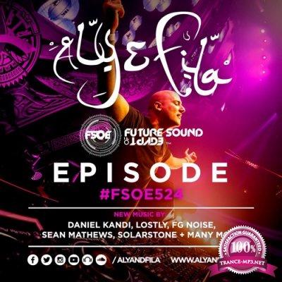 Aly & Fila - Future Sound of Egypt 524 (2017-11-29)