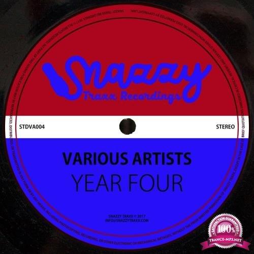 Snazzy Traxx (Year Four) (2017)