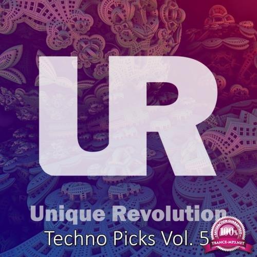 Techno Picks, Vol. 5 (2017)